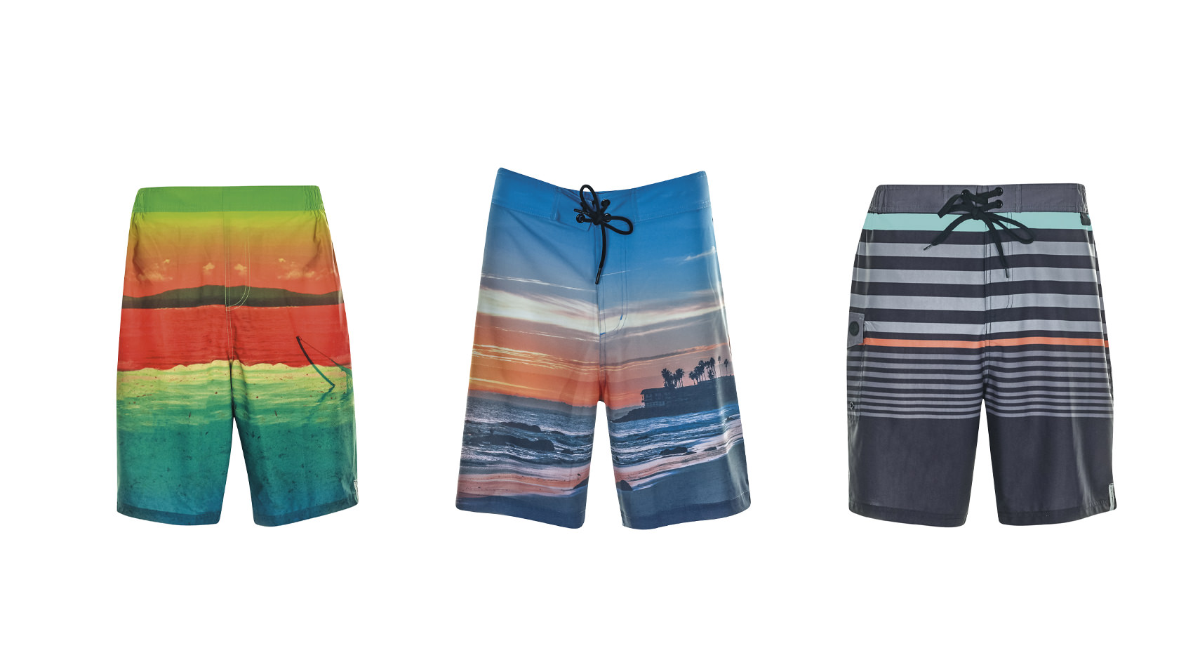 So many swim shorts – the choice is yours