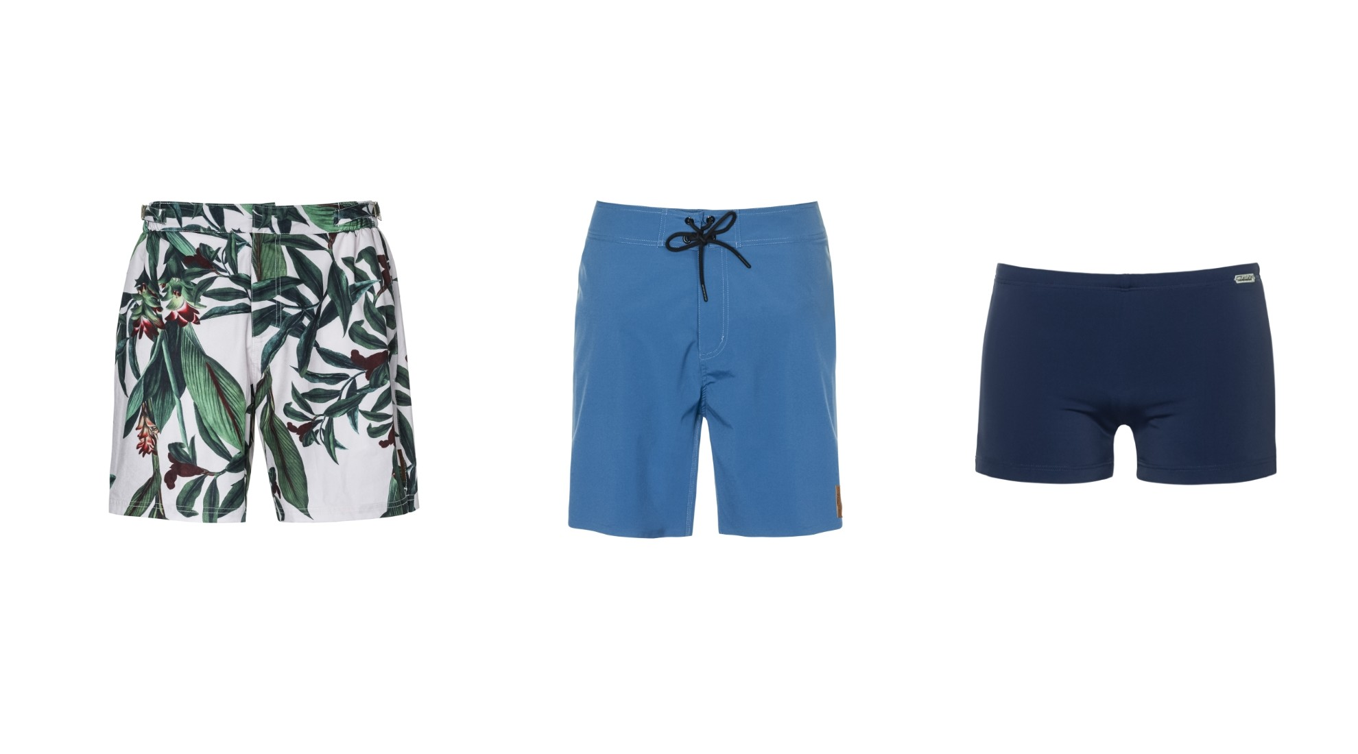 Enormous swim shorts selection